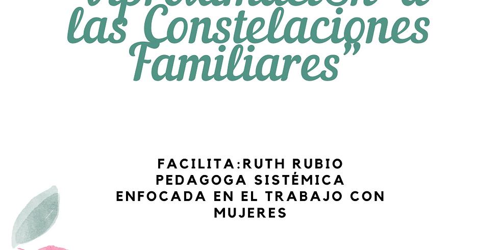 TALLER Aproximación a las Constelaciones Familiares con Ruth Rubio