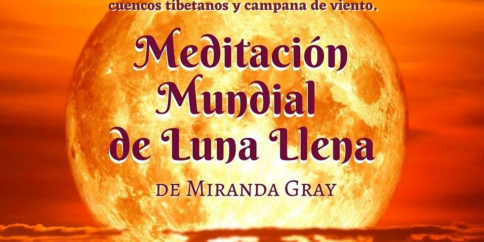 Meditación Mundial de La Luna Llena