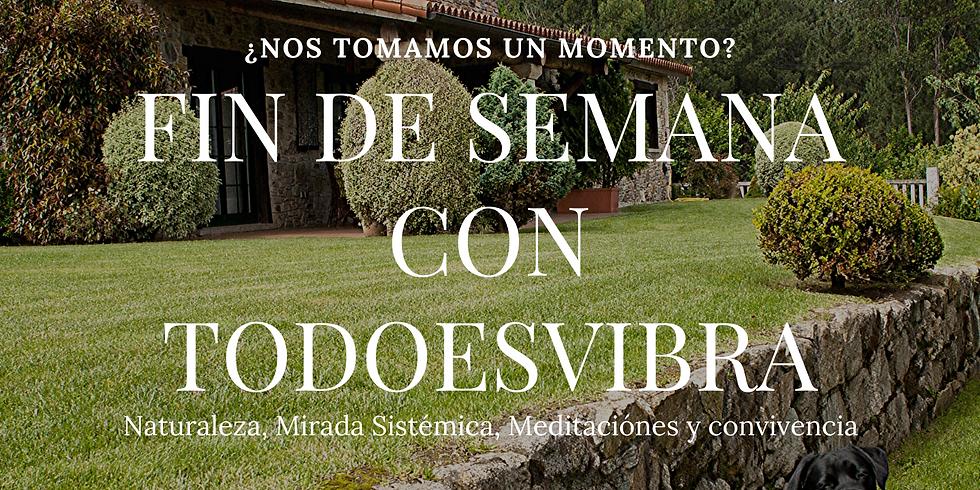 FIN DE SEMANA CON TODOESVIBRA 30, 1 Y 2 DE FEBRERO