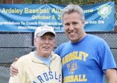 Coach Fitzpatrick and Coach Jeff Caldara