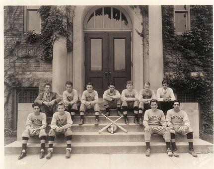undated photo of Ardsley baseball team i