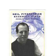 Field dedication brochure cover June 1996