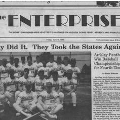 Headlines of The Enterprise