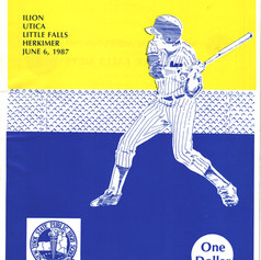 1987 championship brochure cover.