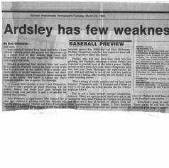 1986 pre-season preview.