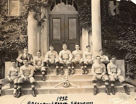historical 1932 AHS baseball team pic.jp