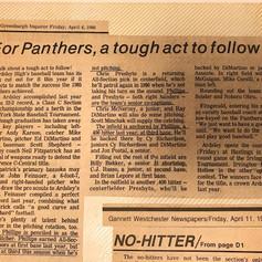 Greenburgh Inquirer pre season article.