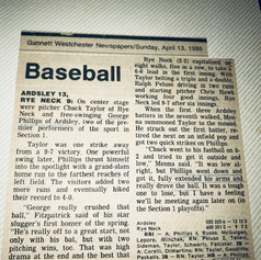 Article after comeback win over Rye Neck.