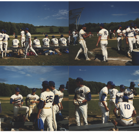 Pictures from opening game of regoinal play vs. Marlboro.