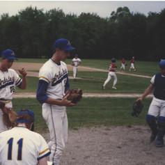 T.J. Rau and Craig Stevens