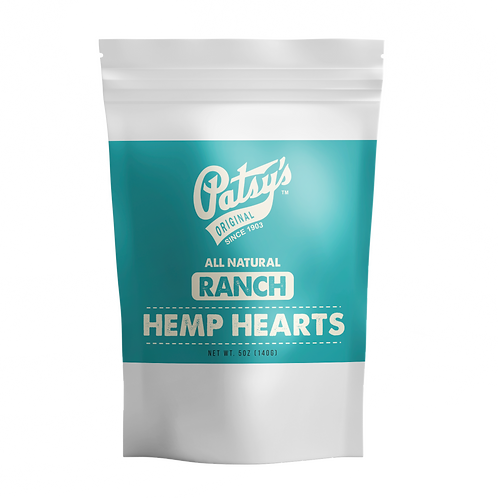 Patsys Hemp Hearts (Hemp Seeds)