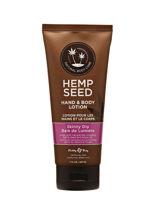 Earthly Body Hand & Body Lotion - Skinny Dip 7oz