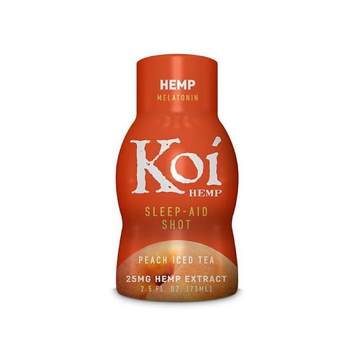 Koi Sleep-Aid Shot Peach Ice Tea 25mg