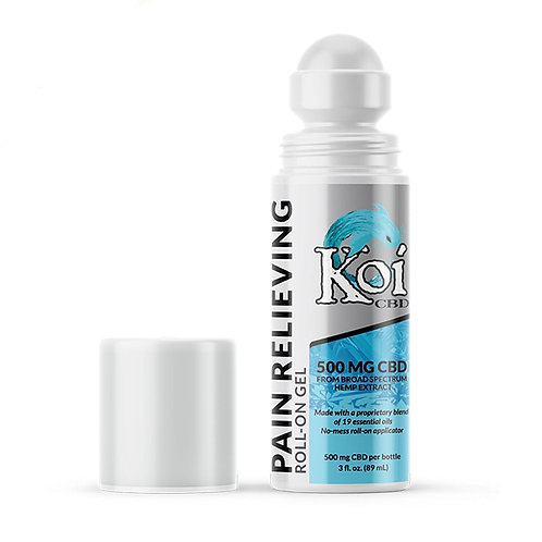 Koi CBD Pain relieving Roll-On