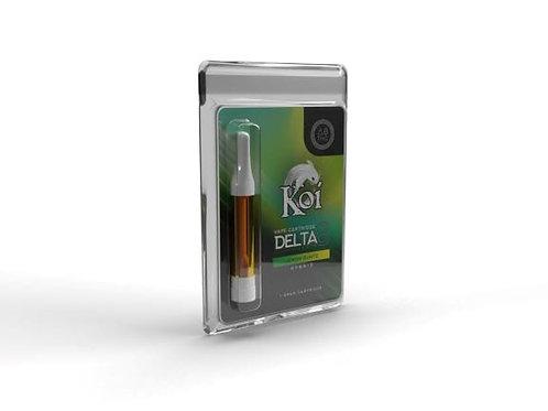 Koi Delta-8 Vape Cartridge (1 gram), Lemon Runtz