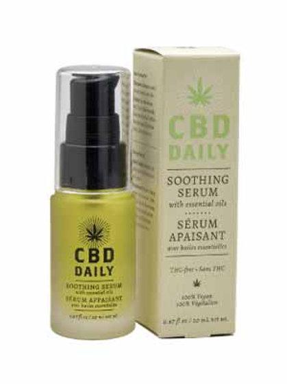 CBD Daily Soothing Serum - 0.67oz  60mg