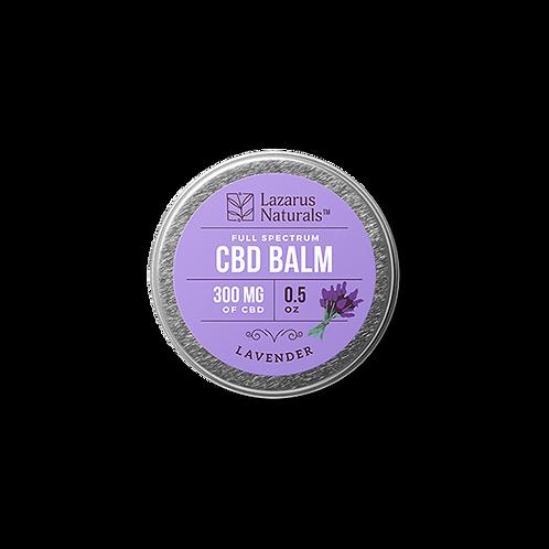Lazarus Naturals .5oz Balm 300mg - Lavender