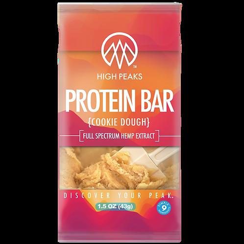 High Peaks Protein Bar - Cookie Dough