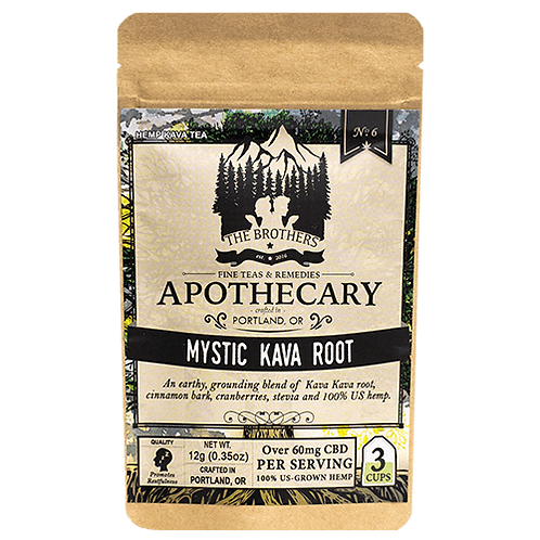 Apothecary Tea, Mystic Kava Root