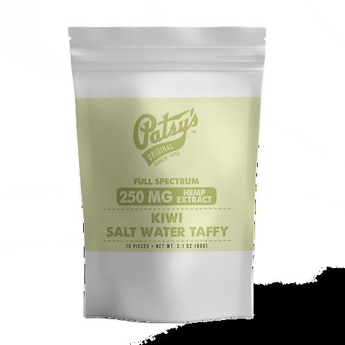 Patsy's 10ct Pouch, Kiwi Saltwater Taffy