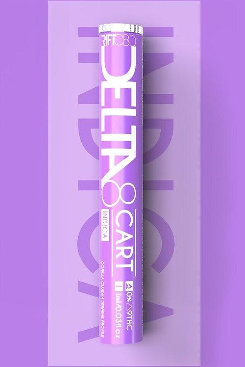 Rift Delta-8 Vape Cartridge (950 mg), GG#4