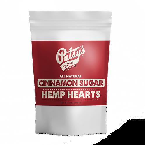 Patsys Hemp Hearts (Hemp Seeds) - Cinnamon Sugar