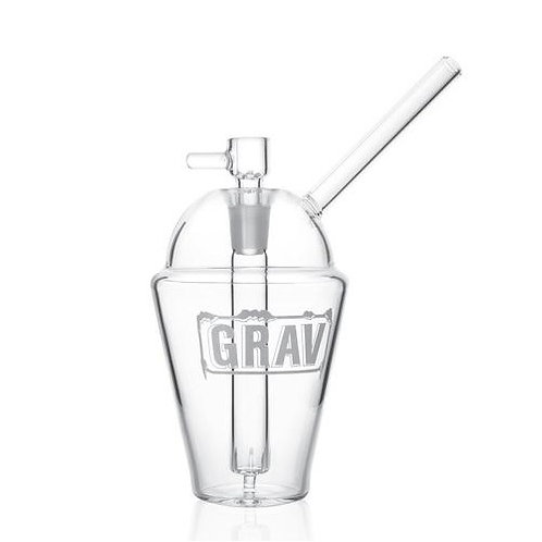 GRAV Slush Cup, water pipe