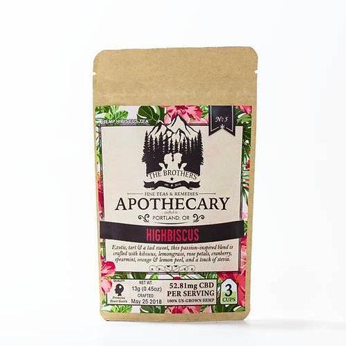 Apothecary Tea, Highbiscus