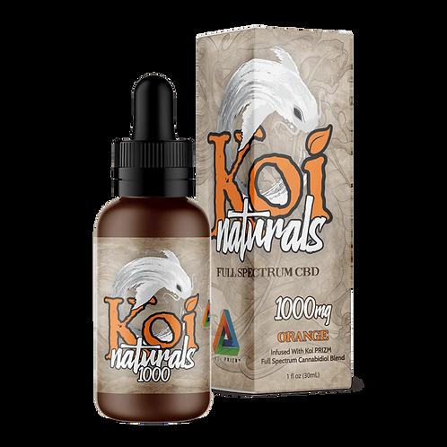Koi Naturals 1000mg Tincture Orange