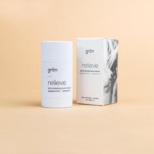 Gron Relieve Body Balm Peppermint/Rosemary