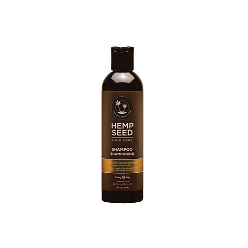 Hemp Seed Hair Care Shampoo - 8oz