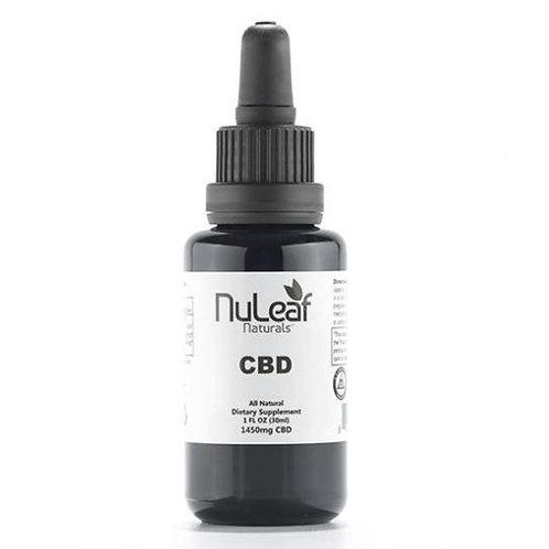 NuLeaf CBD oil 1450 mg