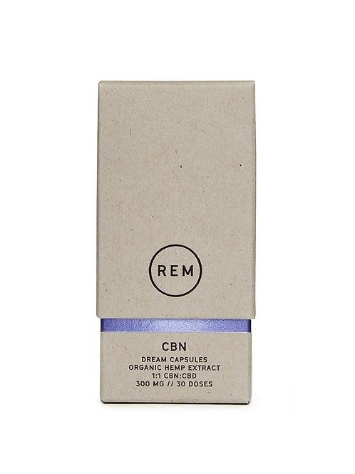 Secret Nature CBN:CBD - REM - Dream Capsules