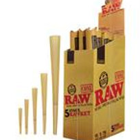 Raw Classic 5 In 1 Cone Kit 5 Pack