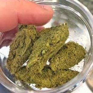 """Dr. Kronik CBD Kief Nugs 3.5 gram -Oregon OG, Sativa """"Moonrocks"""""""
