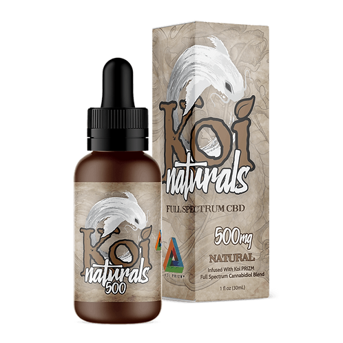 Koi Naturals 500mg Tincture Natural