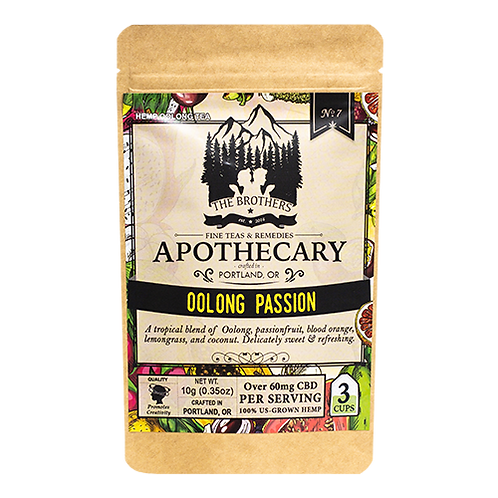 Apothecary Tea, Oolong Passion