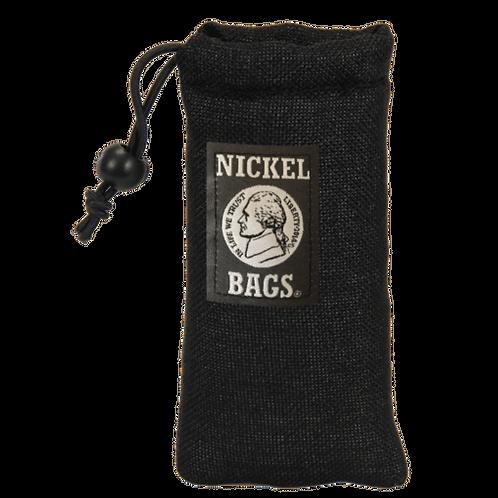 "Dime Bag Nickel Bag 6"" Pouch Black"