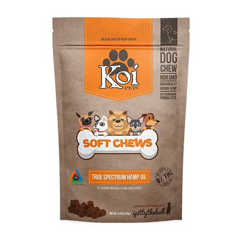 Koi Pets K9 Soft Chews 50mg