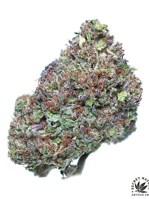 Secret Nature Artisan CBD Flower 3.5 grams - Secret OG
