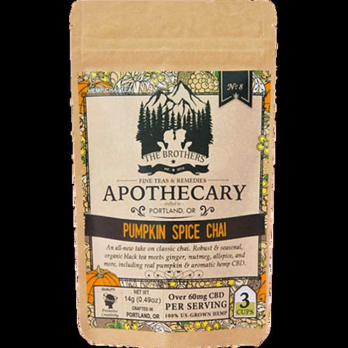 Apothecary Tea, Pumpkin Spice Chai