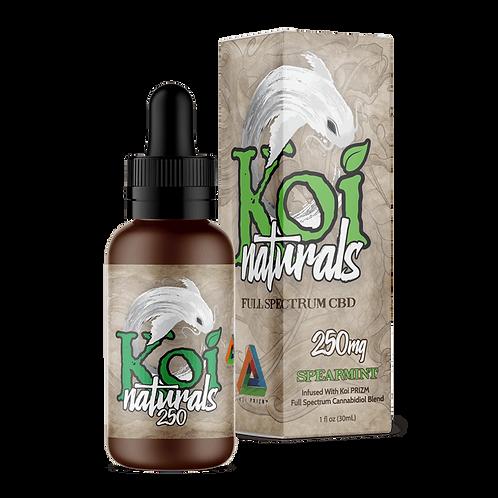 Koi Naturals Tincture 250 Spearmint