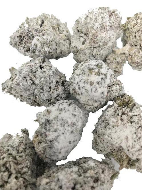 Asteroids, Bubba Kush, 2 grams CBD Flower