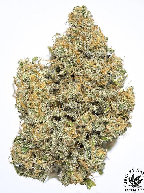 Secret Nature Artisan CBD Flower 3.5 grams - Sour Gummi