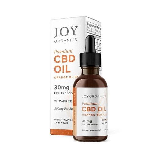 Joy Organics Orange Bliss Tincture - 900 mg