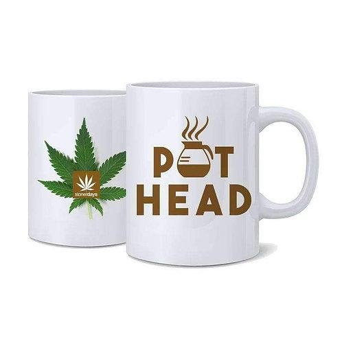 Stonerdays Pot Head Mug