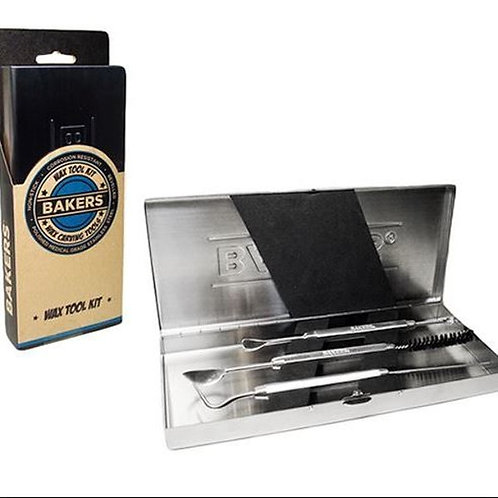 Bakers Wax Tool Kit (dab wax)