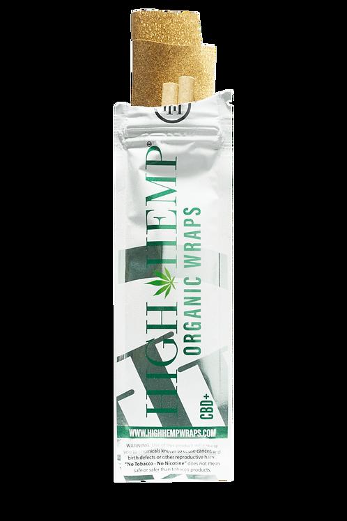 High Hemp Organic Wraps - Original