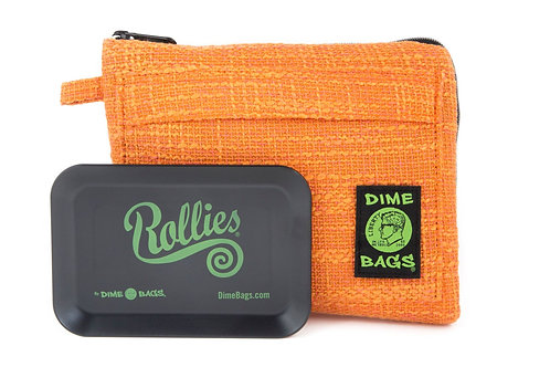 """Dime Bags 10"""" All-in-one ORANGE"""