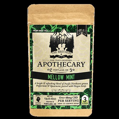 Apothecary Tea, Mellow Mint